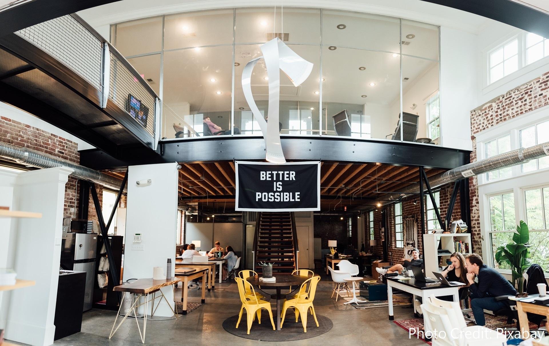 上班也可以很有趣!矽谷新創讓辦公室變成「實體社群網站」