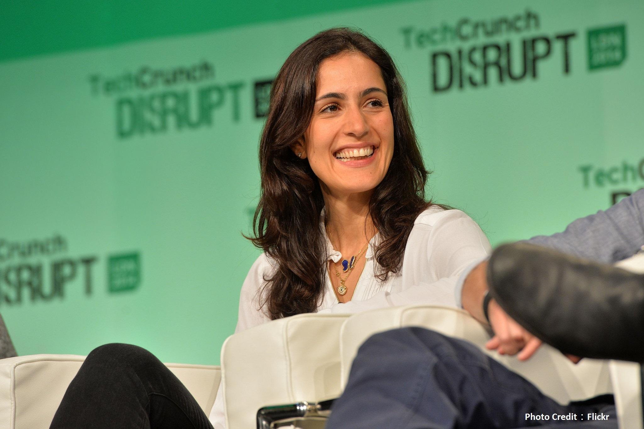 突破性別限制,Google創投唯一女性合夥人給創業者的3大忠告