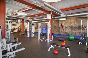 clif bar gym