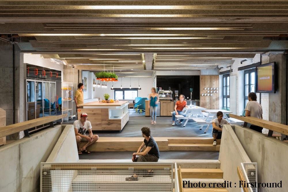 室內設計影響員工健康與公平!Airbnb、SoundCloud御用室內設計師的4大秘訣