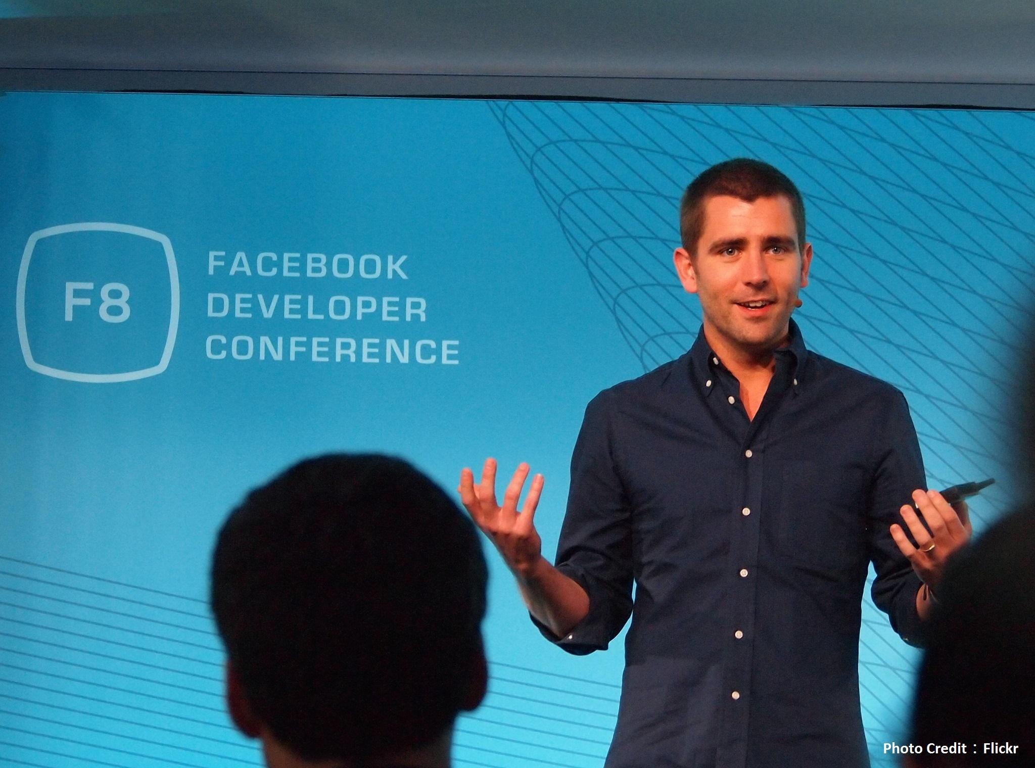 讓Facebook保有駭客精神的靈魂人物——Facebook產品長Chris Cox