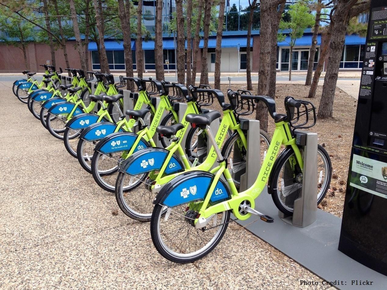 YouBike還車真麻煩!「隨用隨騎、隨停隨鎖」的新共享單車服務