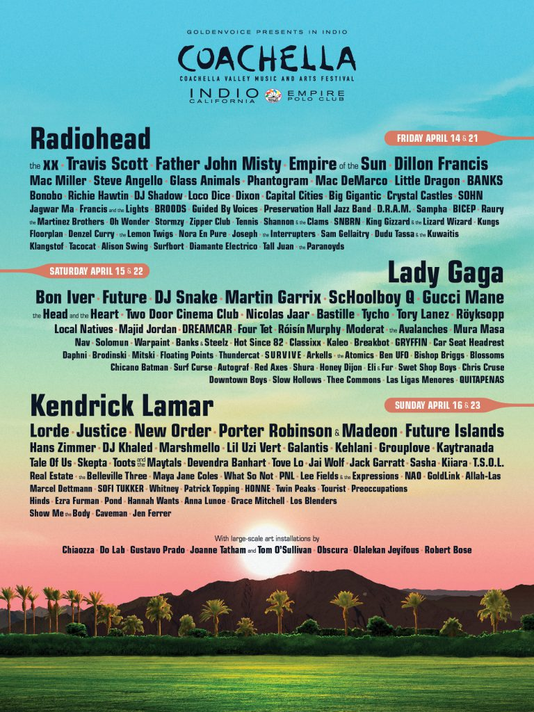 Coachella-Poster