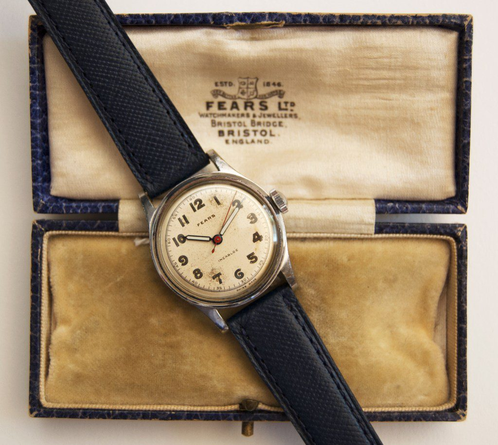 Fears wrist watch_the holborn