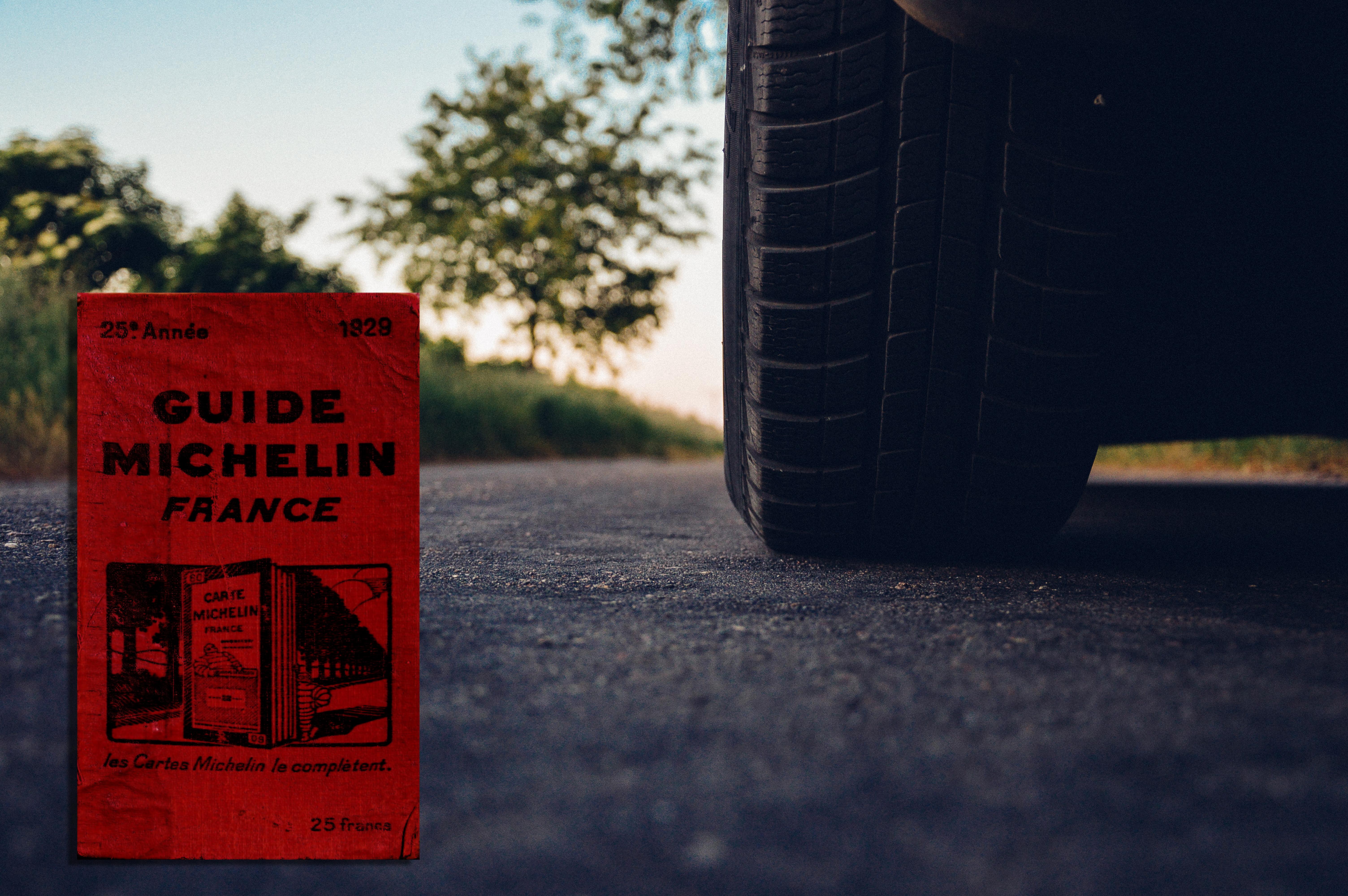賣輪胎的來賣美食?!米其林教我們「內容行銷」的3個技巧