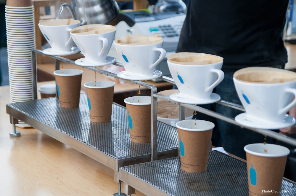 烘培後48小時內研磨,研磨後45秒內使用,讓有靈魂的咖啡「自己說話」。這家公司,把咖啡做成iPhone