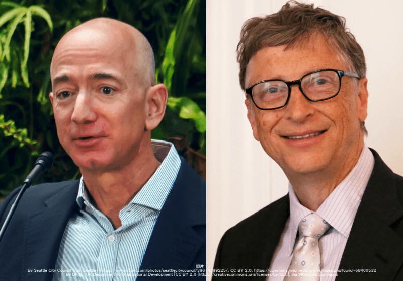 從Jeff Bezos和Bill Gates的公開信,看出兩人的3個共同點