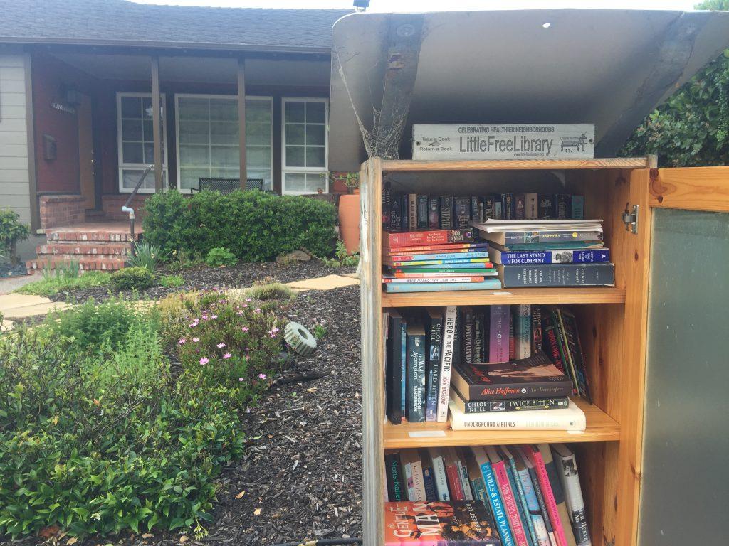 我家草坪就是你的圖書館,談全世界圖書館的5種創新